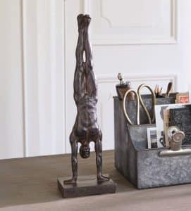 Skulptur als Deko