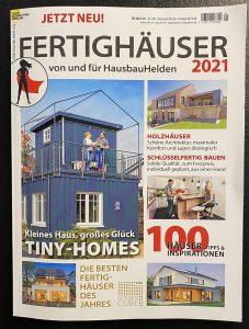Hausbautipps in Fertighäuser 2021